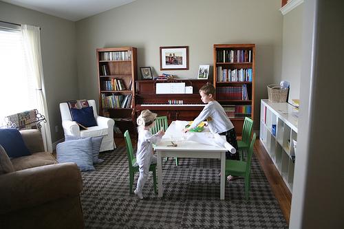 Organize archives finovera for Fall home preparation