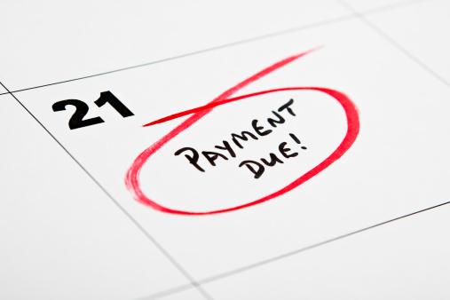 Managing your Bill Reminder Calendar