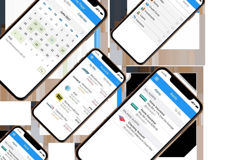 eBill Alerts Reminders from Finovera Digital Bill Management